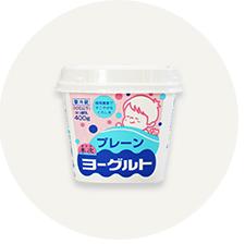 京口乳業株式会社 すこやかヨーグルト400g